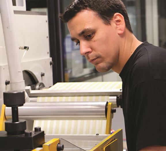 Impression-flexographie-fabrication-machine
