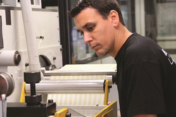 Impression flexographie fabrication