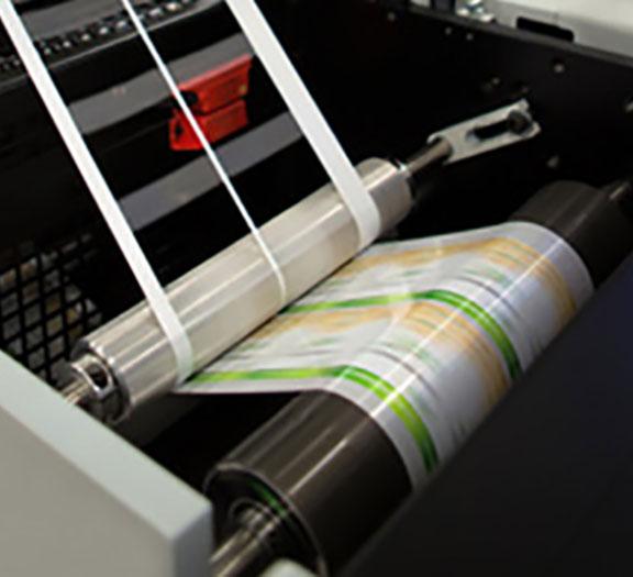 Impression flexographie production